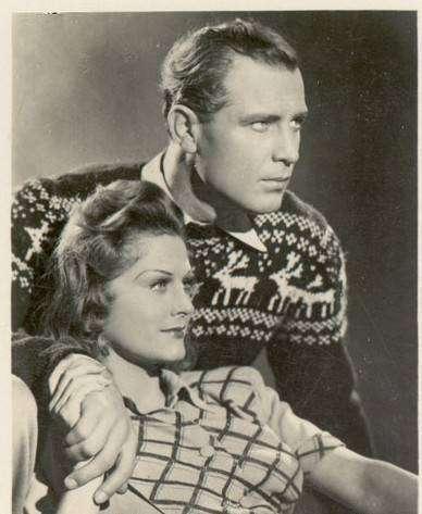 История свитера с оленями
