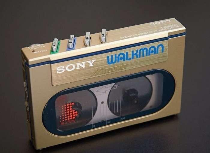 История Sony Walkman или как начиналось портативное аудио