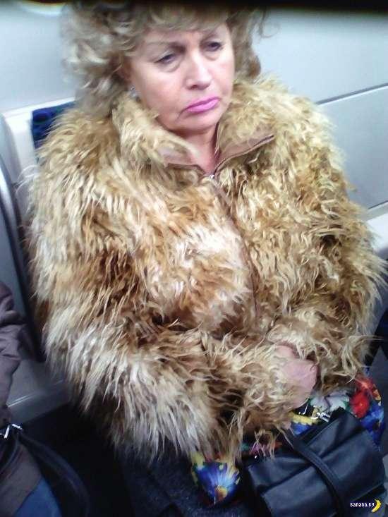 Модники в метро - 10