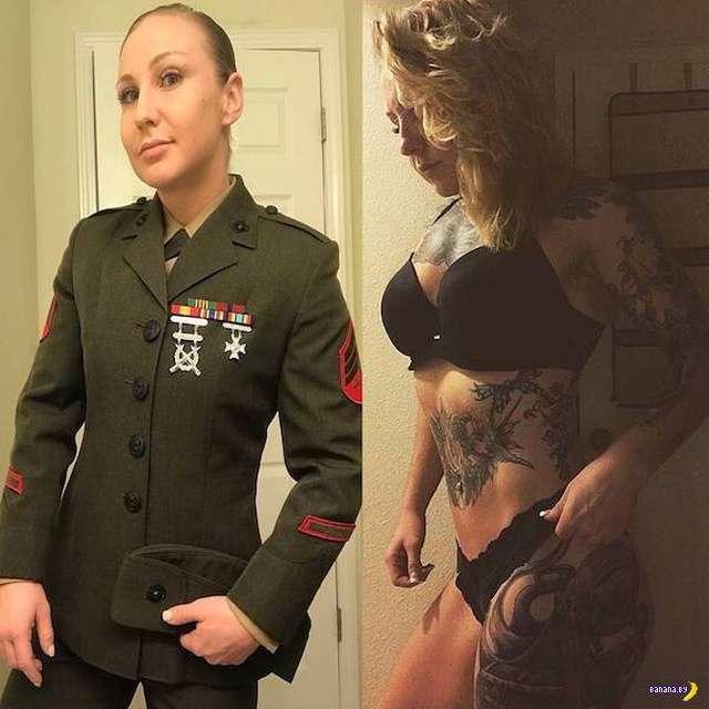Униформа есть, униформы нет