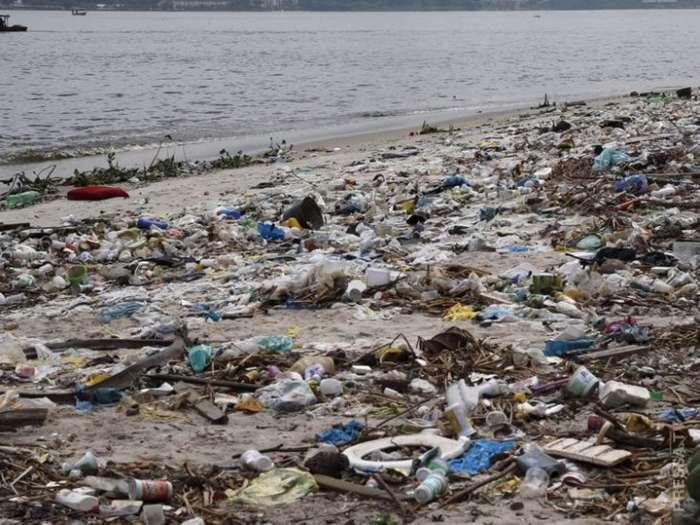 Топ 5: Самые загрязненные пляжи в мире
