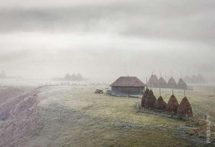 В поисках Дракулы: красоты Трансильвании