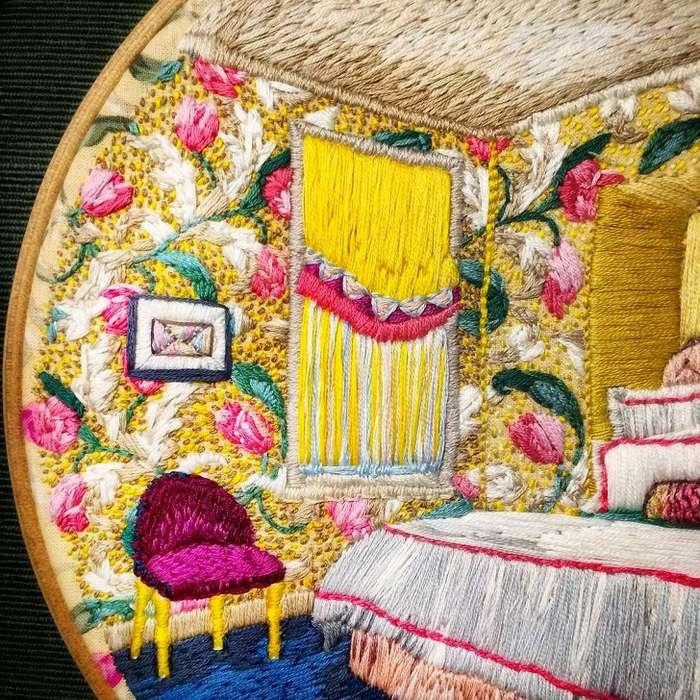 14человек, которые превратили вышивку вновый вид искусства