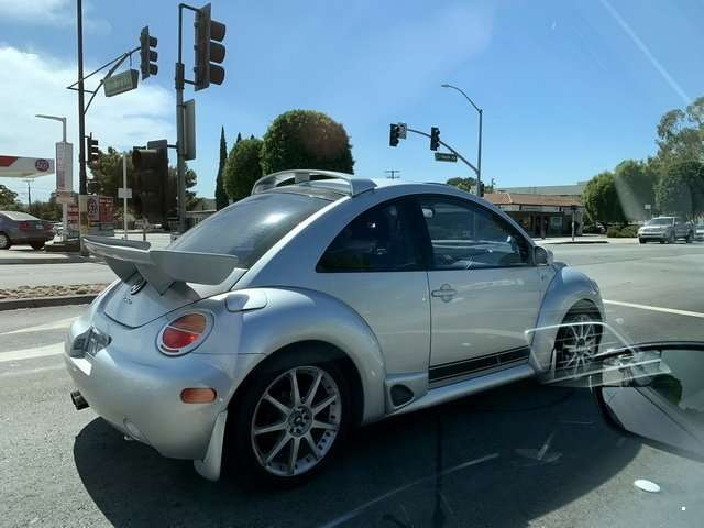Автовсячина. Volkswagen Beetle-30 фото-