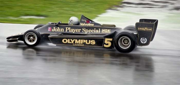 На стиле: как ливрея John Player Special стала легендой-20 фото-