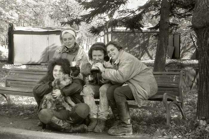 Москва, год 1993-57 фото-