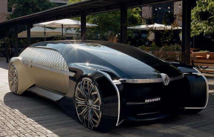 Концепт автомобиля будущего от Renault