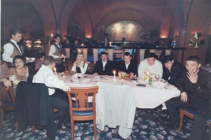 Москва во времена лихих 90-х