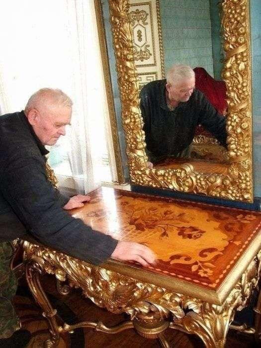 Житель Брянской области превратил свой дом во дворец