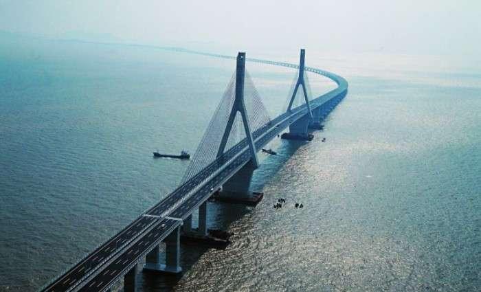 Суперпроекты Китая, от масштаба которых побегут мурашки по коже