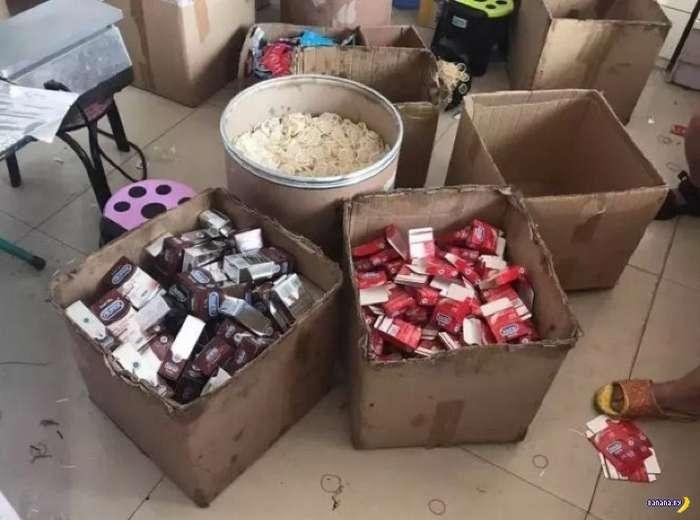 Берегитесь! Китайцы вовсю подделывают презервативы!