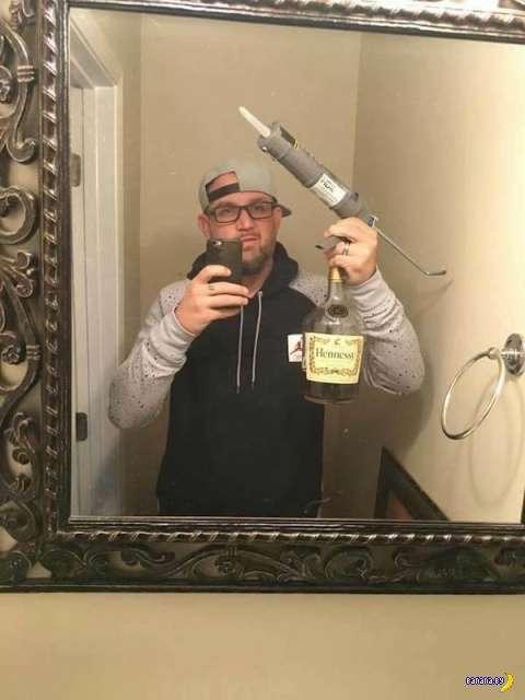 Thug Life челлендж