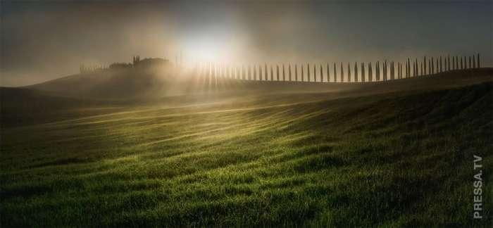 Победители конкурса панорамной фотографии Epson Panoramic - 2018