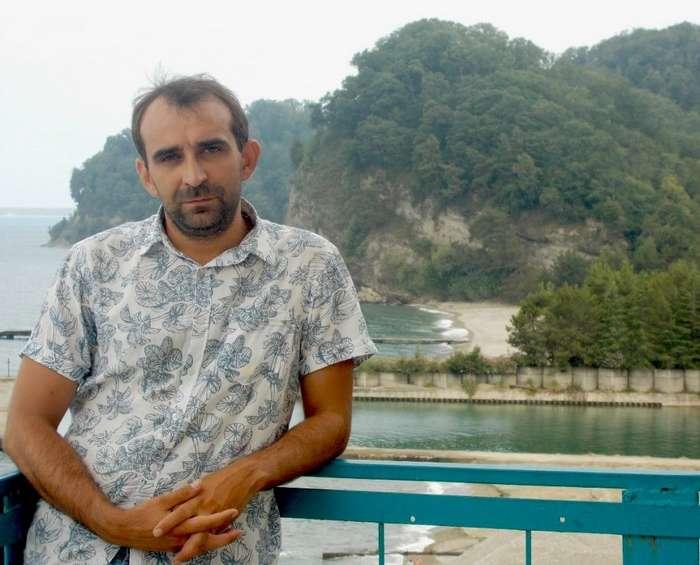 Роман Красин спас девочку, которая бросилась в реку с моста