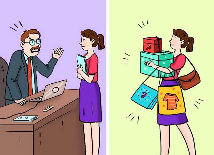 10ситуаций, вкоторых мытеряем здравый смысл ипокупаем никому ненужное барахло
