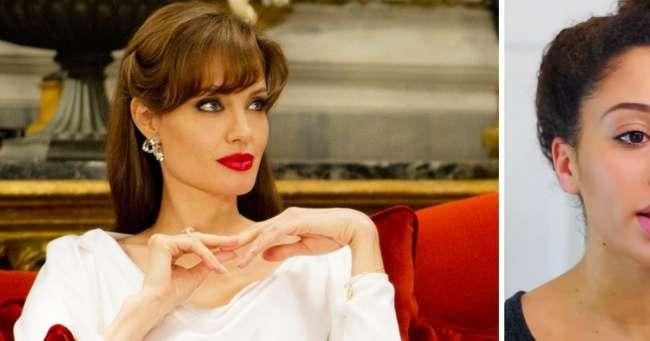 Как сделать себе губы Анджелины Джоли, неприбегая кхирургии имакияжу