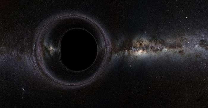 Что такое чёрная дыра в космосе простым языком-1 фото-