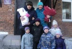 Евгений Медведев спас семерых детей на пожаре