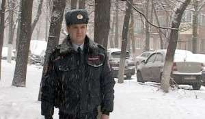 Андрей Макридин участковый уполномоченный полиции спас жизнь умиравшему на улице мужчине