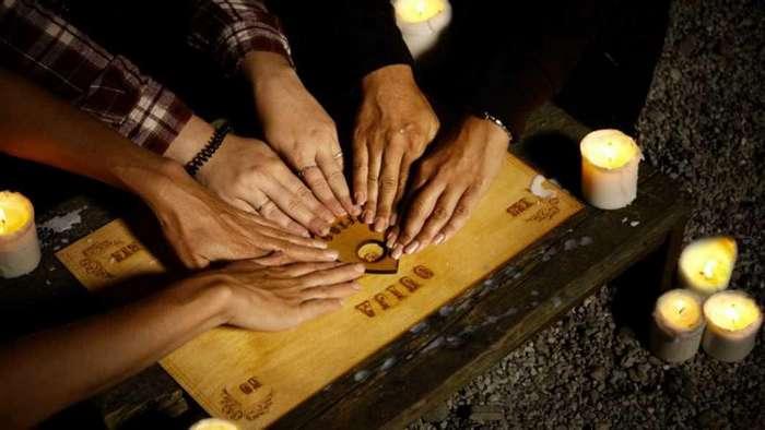 Спиритическая доска - как сделать и использовать