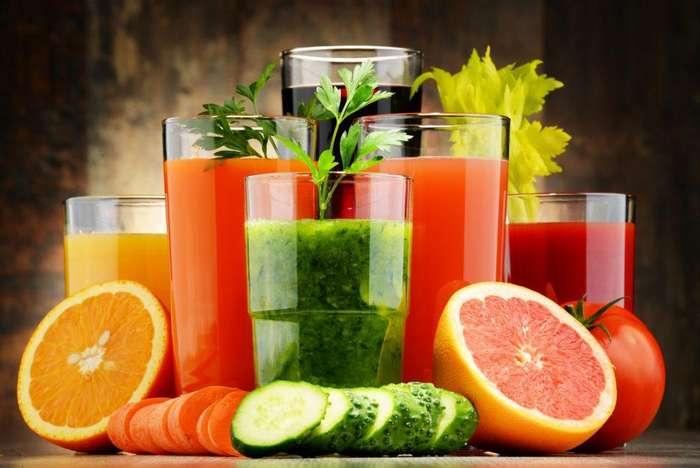 Соки для повышения иммунитета: из каких фруктов и овощей их приготовить
