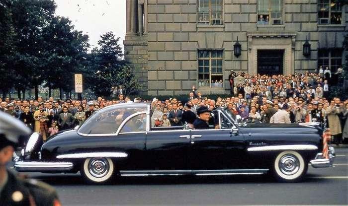 Как автомобили президентов США превратились в сейфы на колесах-20 фото-