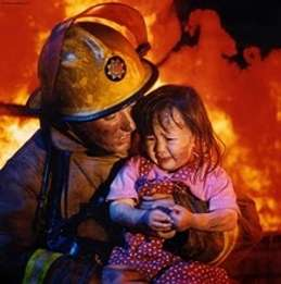 Илья Жаворонков &8212; спас 4-х летнюю девочку