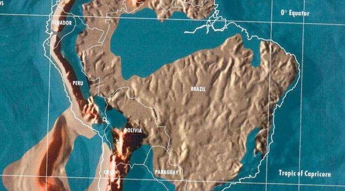 План побега миллиардеров при ударе астероида: карты ученых -10 фото-