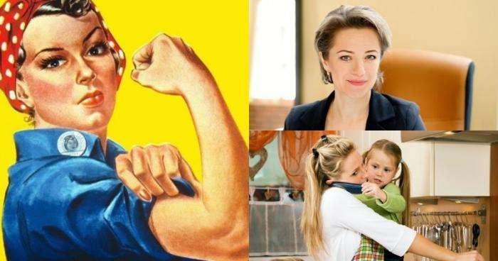 Немцы назвали российских женщин -сильным полом- -6 фото-