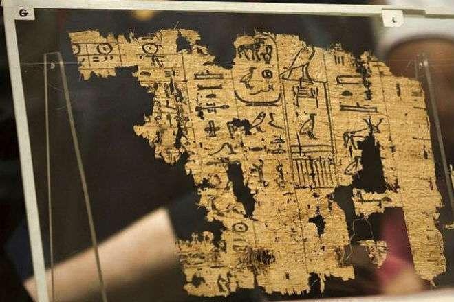 Как строили Пирамиды: ученые расшифровали дневник строителей -3 фото-