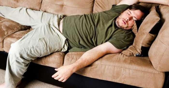 Ленивые люди живут дольше? Мнение ученых