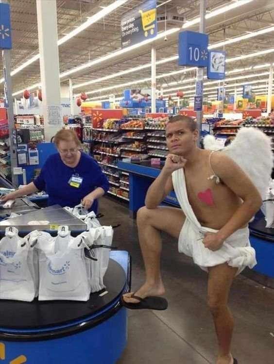 20 доказательств того, что истинный законодатель мод зовется Walmart-21 фото-