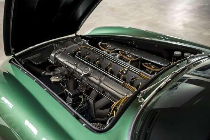 Привет из прошлого: как Aston Martin подарил Zagato старый DB4 GT-16 фото-