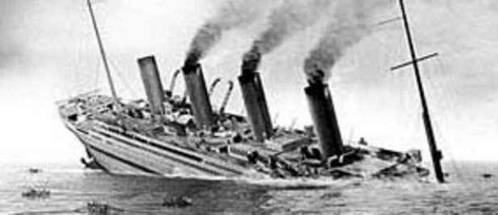Трагическая судьба -Британика-. Тайны гибели третьего близнеца -Титаника--14 фото-