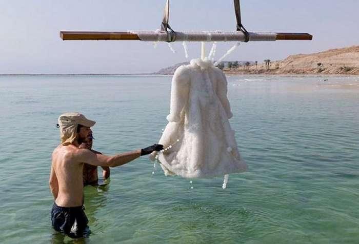 Самые интересные факты о Мертвом море-19 фото-