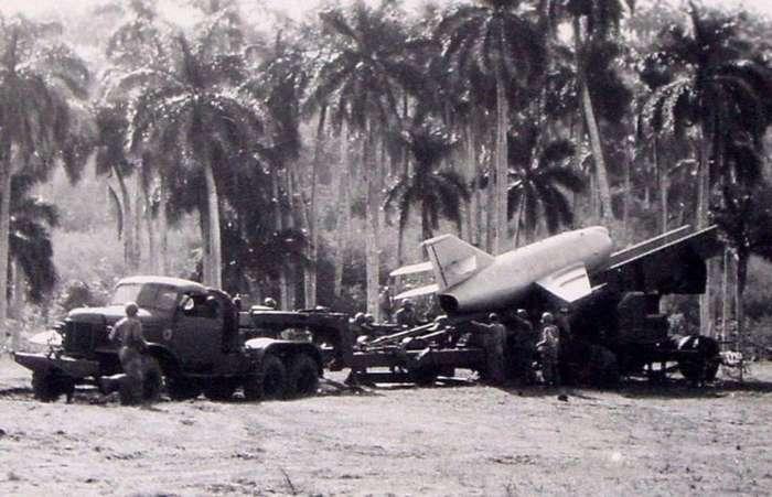На пороге войны. Карибский кризис-19 фото-