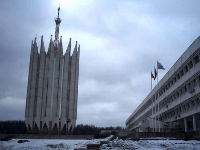 Самые странные советские здания