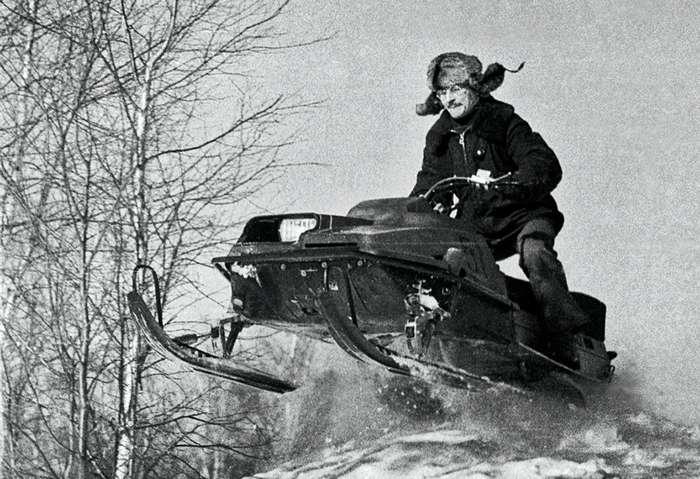 Снегоход-легенда СССР