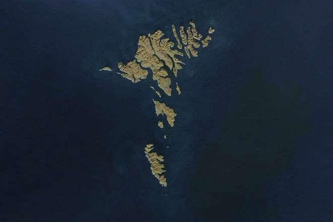 Место, где обитают потомки викингов