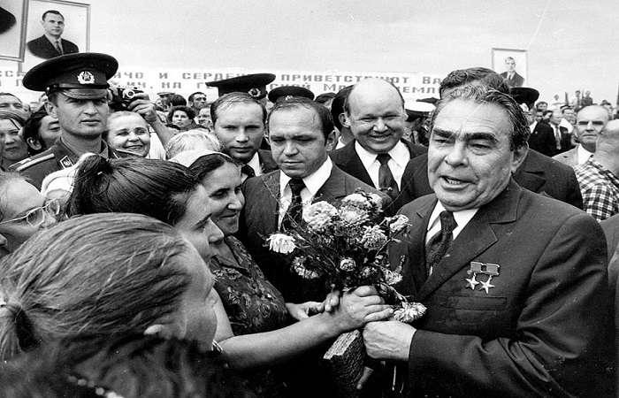 Охранники советских генсеков