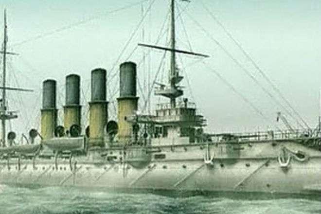История знаменитого -Варяга-, который служил не только Российской Империи