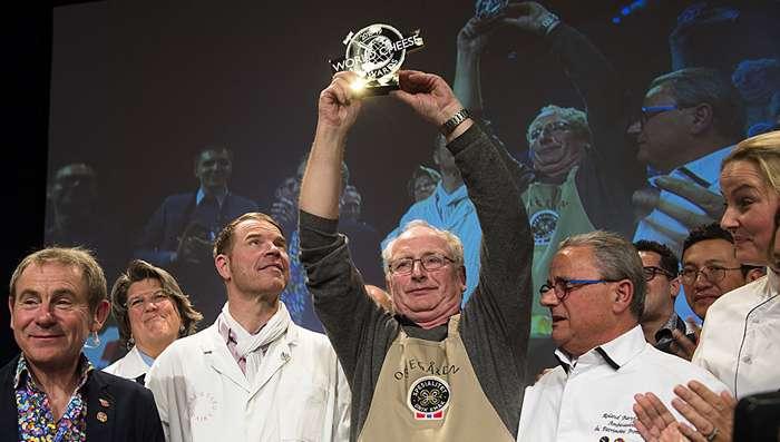 Лучшим сыром планеты признан Фанауст, который делают на одной ферме в Норвегии