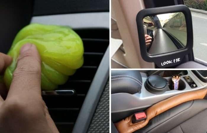 6 -чисто- китайских автомобильных гаджетов, которые облегчат жизнь водителю