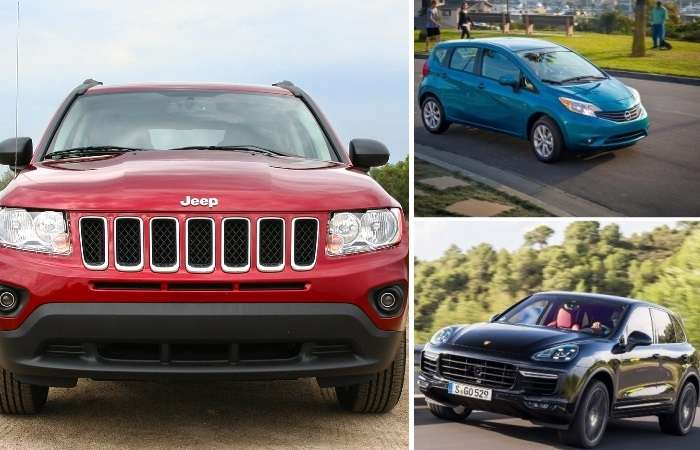 10 автомобильных марок, у которых есть серьезные проблемы с качеством, по мнению американских экспертов