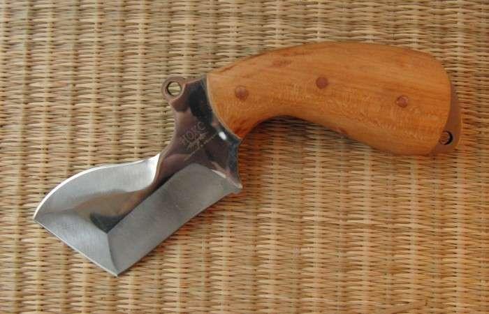 Нож -Гуппи- - инструмент, который пригодится и дачнику, и любителю вылазок на природу