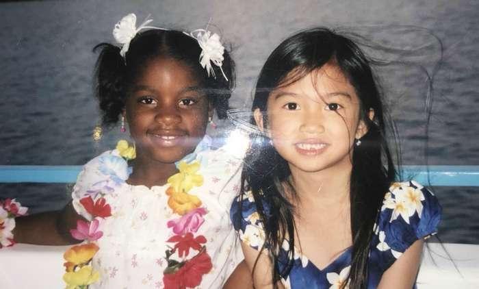 Девушка нашла подругу из детства по одной фотографии в Twitter