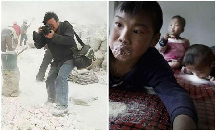 В Китае внезапно пропал фотограф: он снимал то, что власти не хотели показывать публике