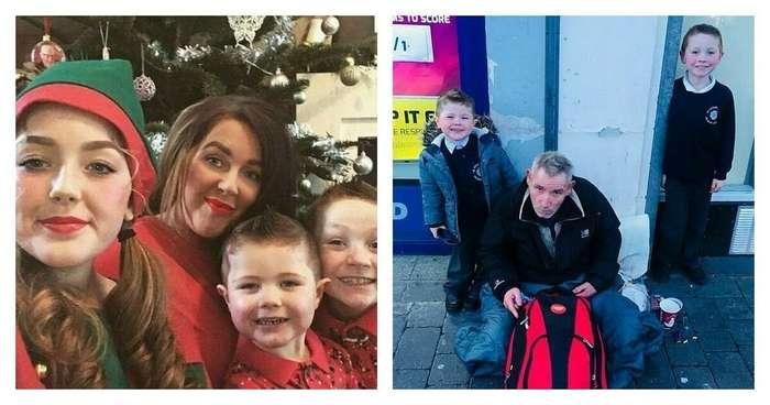 Пропавший без вести воссоединился с семьей в Рождество благодаря посту в соцсети