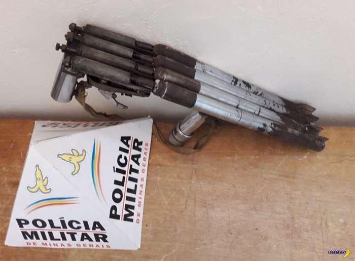 Оружейный Fallout из Бразилии!