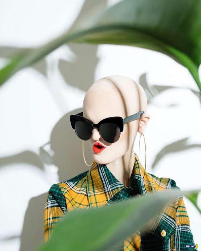 Мелани Гайдос – модель. А ты – нет!